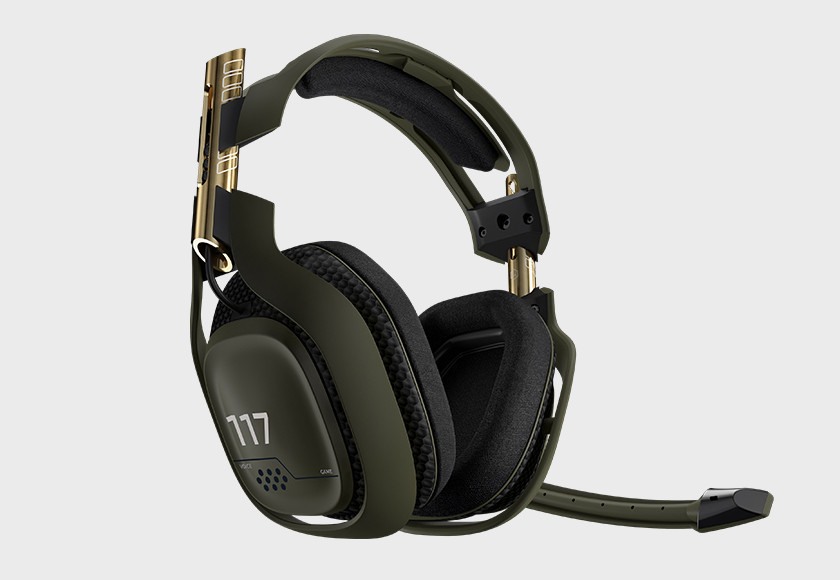 ASTRO A50 Headset 2015 Halo Edition
