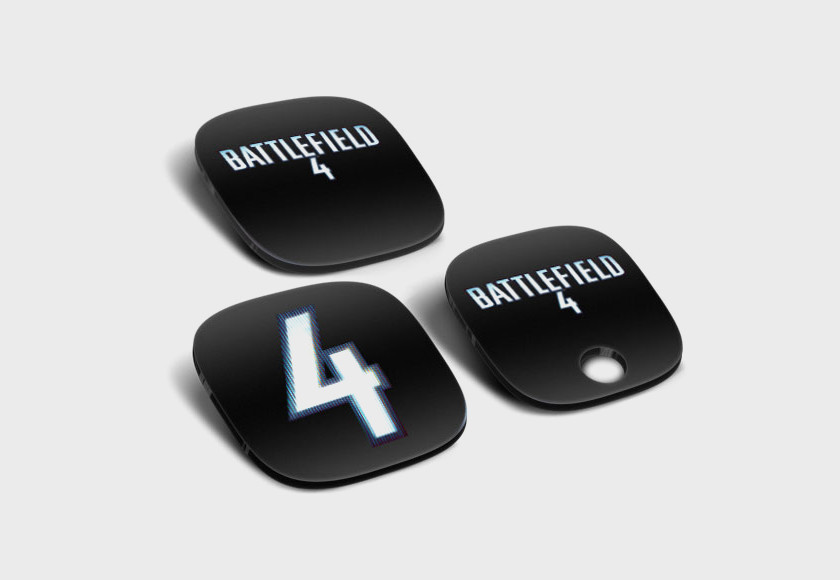 A40 Tags - Battlefield 4 Logo