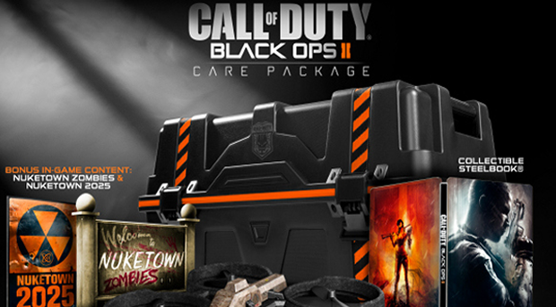 Call of Duty: Black Ops 2 Care Package Edition