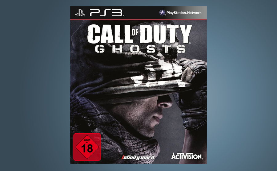 Call of Duty: Ghosts - PS3 - DE