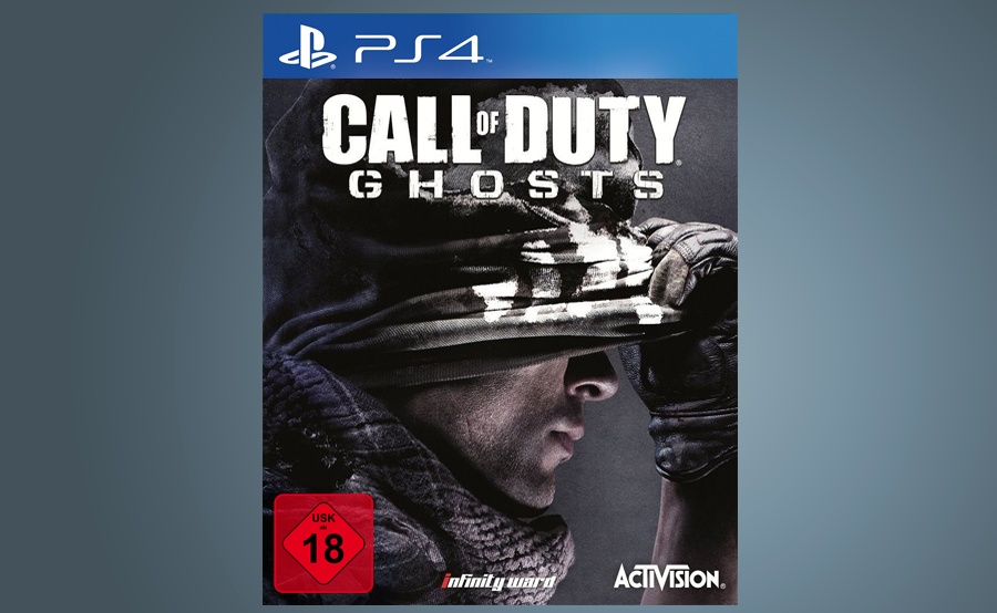 Call of Duty: Ghosts - PS4 - DE