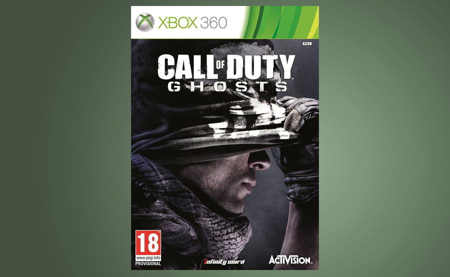 Call of Duty: Ghosts - XB360 - UK