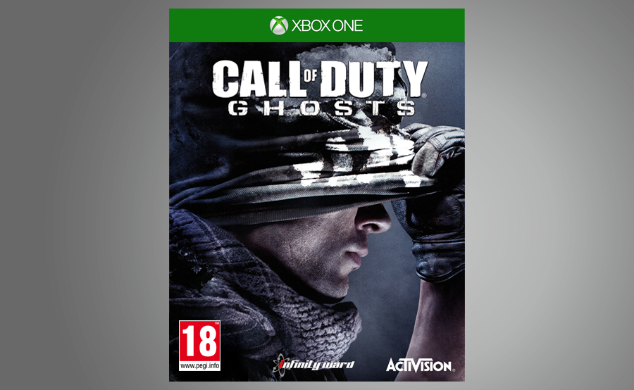 Call of Duty: Ghosts - XB1 - UK