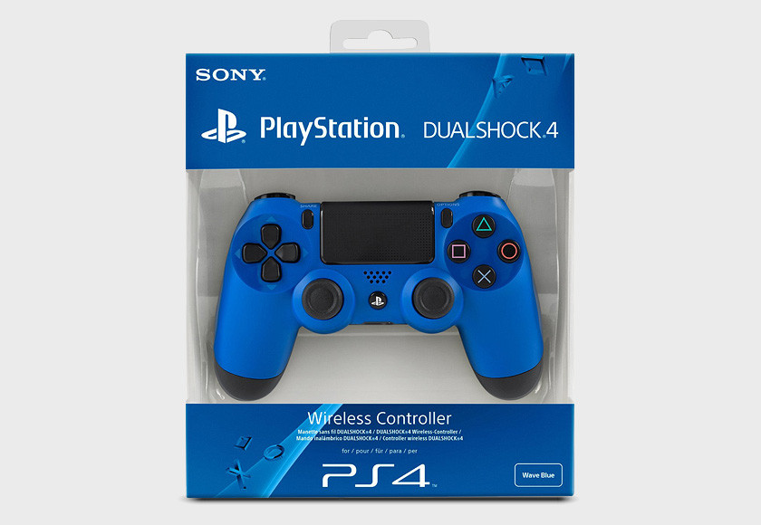 Dualshock 4 Wireless Controller - Blue