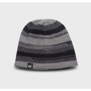 A*Logo Striped Beanie