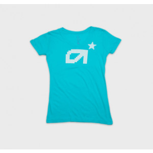 ASTRO Womens Dot Matrix T-Shirt