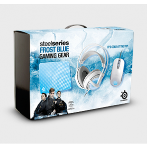 SteelSeries Frost Blue Bundle Box