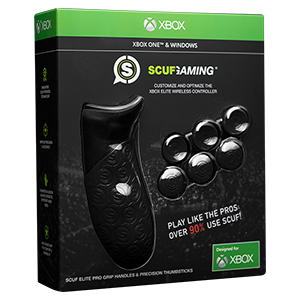 Thumbsticks + Pro Grip Handle Kit