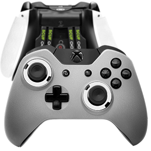 SCUF Infinity¹ - Anodized Silver