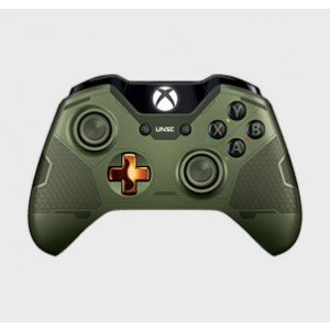 Xbox One Controller - Halo 5 Master Chief Edition