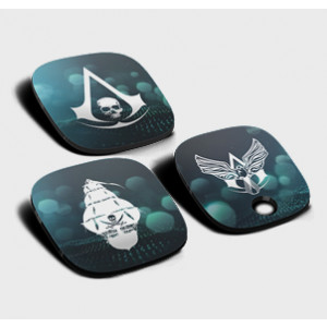 A40 Tags - Assassins Creed IV Symbols