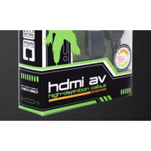 Komodo HDMI AV Adapter