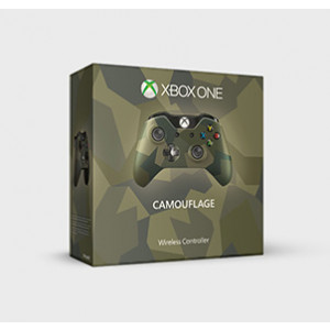 Xbox One Controller - Camouflage