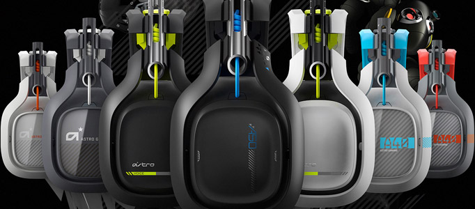 ASTRO Headsets 2015