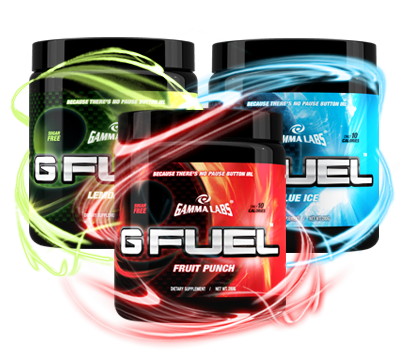 G FUEL Tubes