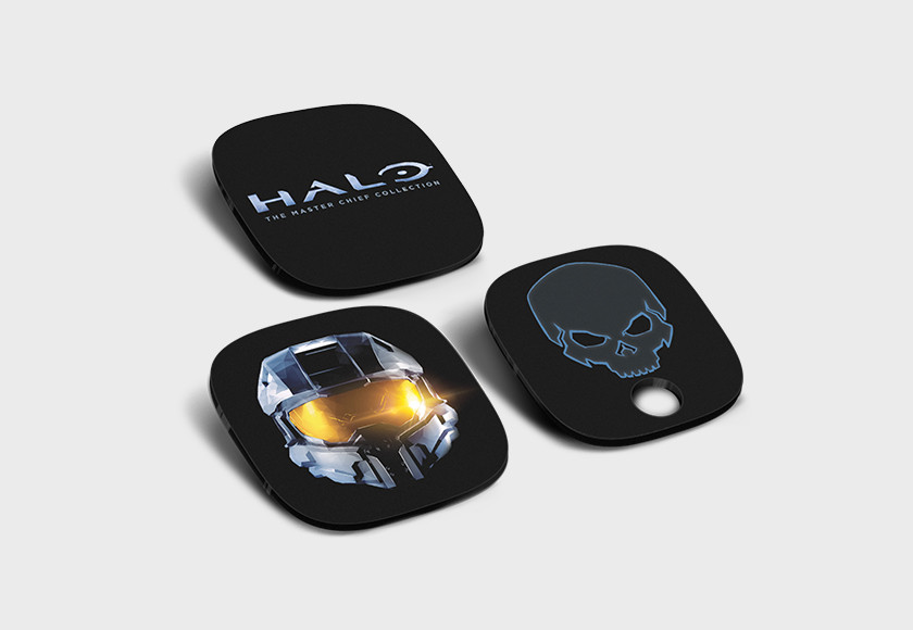 A40 Tags - Halo Skull Tags Limited Edition