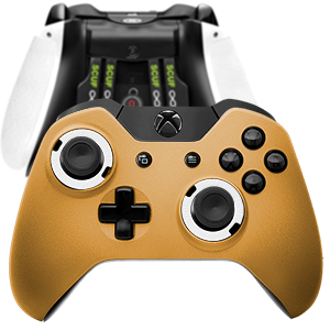 SCUF Infinity¹ - Anodized Gold