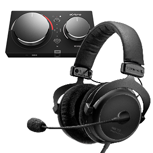 MMX 300 + MixAmp Pro TR