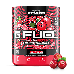 G FUEL ENERGY 40er Tub