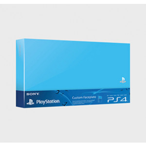 PlayStation 4 HDD Cover - Blue