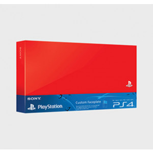 PlayStation 4 HDD Cover - Red