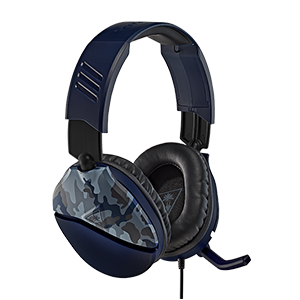 Recon 70 Headset - Blue Camo