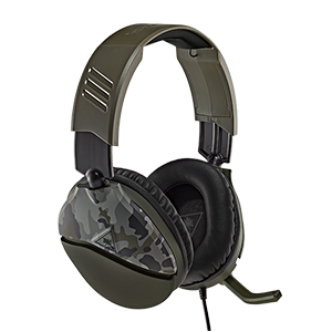 Recon 70 Headset - Green Camo