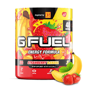Strawberry Banana 40er Tub